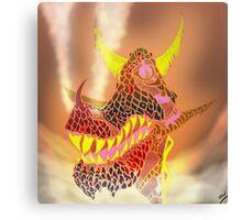 Dragon Breath 1 Canvas Print