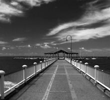 Redcliff Pier by Noel Elliot