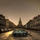 George Street, Edinburgh by Shienna