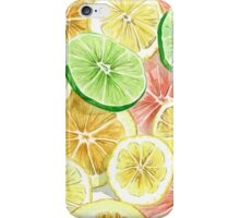 Citrus iPhone Case/Skin
