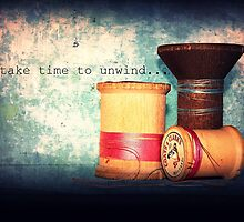 Take Time to Unwind by Lea  Weikert