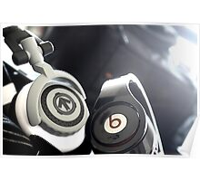 Aerial 7 v.s. Beats By Dre Poster