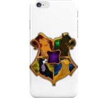 Warrior Cats meets Hogwarts iPhone Case/Skin