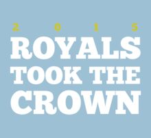 Royals Took the Crown! Baby Tee
