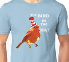 The Bird in the Hat Unisex T-Shirt