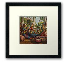 Purva Raga Framed Print