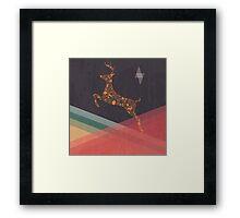 Christmas Reindeer 1 Framed Print
