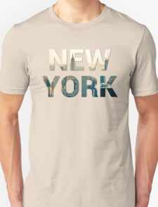 New York City (Sandstone) T-Shirt