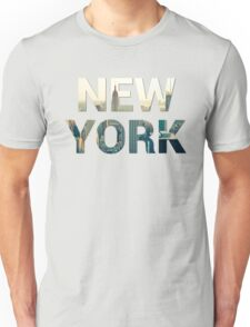 New York City (Sandstone) Unisex T-Shirt