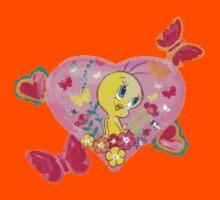 Birds, Hearts & Butterflies oh my! Kids Clothes