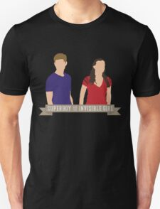 Superboy and the Invisible Girl T-Shirt