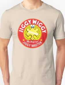 Jiggywiggy The Original Jiggy Master T-Shirt