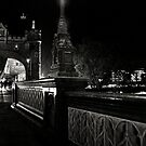 Tower Bridge by night by Laura Melis