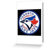 MLB - Blue Jays Greeting Card