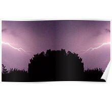 Lightning Art 29 Poster