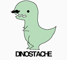 Dinostache Womens Fitted T-Shirt