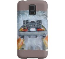 Back To The Future - OUTATIME Samsung Galaxy Case/Skin