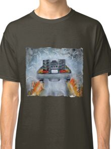 Back To The Future - OUTATIME Classic T-Shirt