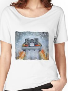 Back To The Future - OUTATIME Women's Relaxed Fit T-Shirt