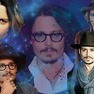 johnny depp by yaminochikara