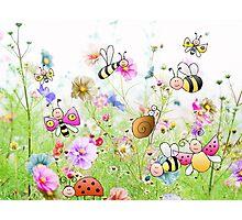 Bugs Photographic Print