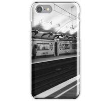Museum Railway Station iPhone Case/Skin