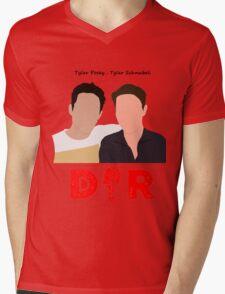Doin' It Raw Podcast Mens V-Neck T-Shirt