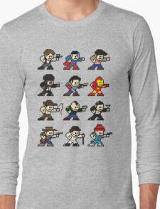 Megamen Long Sleeve T-Shirt