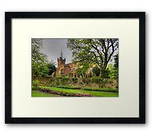 St Michaels II Framed Print