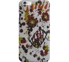 self that crazy side iPhone Case/Skin