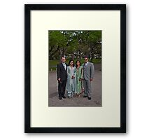 Aimen & Jessie Mouton -  1 Framed Print