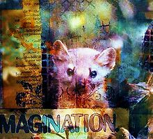 Imagination - The Heart of Creativity by Rick Wollschleger