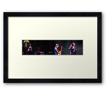 The Cult Framed Print