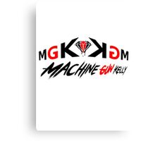 Machine Gun Kellis. (MGK) Canvas Print