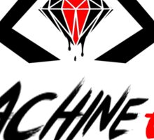 Machine Gun Kellis. (MGK) Sticker