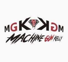 Machine Gun Kellis. (MGK) by SuperSonicSeth