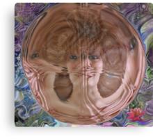 Birth of the Triple Goddess Canvas Print
