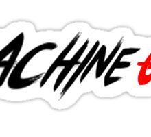 MACHINE GUN KELLIS (MGK) V.3 Sticker