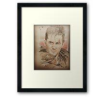 Mad Max  Framed Print
