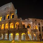 Coliseum in Rome by Paulo Maninha