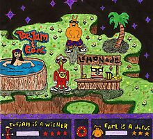 ToeJam & Earl: Level 0 by EastWiq