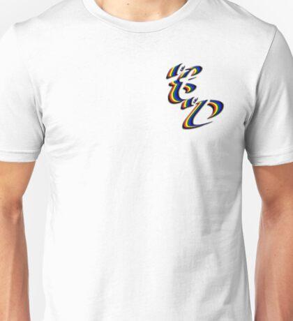 BD color scheme RGBY Unisex T-Shirt
