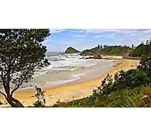 Flynns Beach, Port Macquarie  Photographic Print