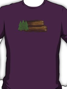 Endor Nature Reserve - a great day out! T-Shirt
