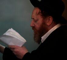 Praying in the Ohel of Rabbi Elimelech. Mazel tow . Harcikn Dank ! A dank ojch zejer!   From my Midrasz  by Doktor Faustus. Favorites: 3 Views: 381 by © Andrzej Goszcz,M.D. Ph.D