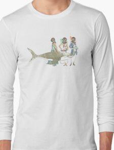 In Oceanic Fashion Long Sleeve T-Shirt