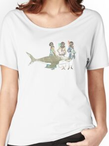 In Oceanic Fashion Women's Relaxed Fit T-Shirt
