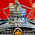 1929 Packard Hood Ornament - Emblem by Jill Reger