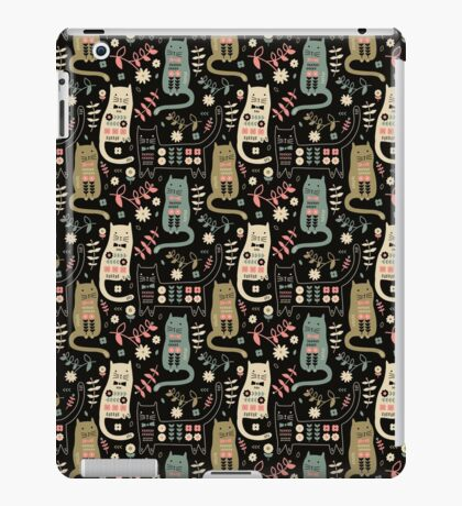 Cat Folk  iPad Case/Skin