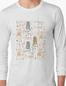 Cat Folk  Long Sleeve T-Shirt